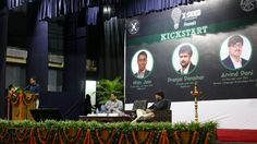 """Kickstart - Entrepreneurship Awareness Drive 2017"" Held at XIMB"