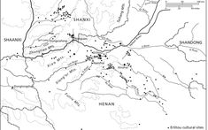 (2) Is the Erlitou culture related to the semi-mythical Xia dynasty? - Quora Archaeological Site, Culture, Map, Location Map, Maps, Monuments