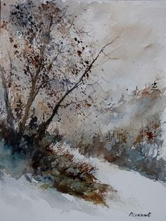 watercolor 012031 - Pol Ledent