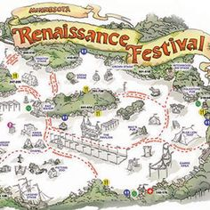 Home of the Minnesota Renaissance Festival