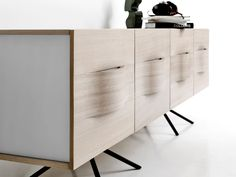 The Ottawa sideboard. The curvy details are amazing!