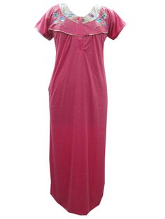 Summer Long Maxi Women's Trendy Fashion Cool Sleepwear