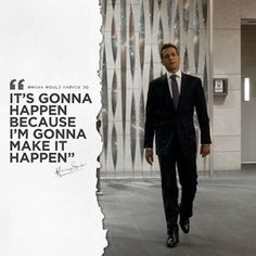 We included some of the best motivational quotes which symbolize strength, attitude, self improvement, and positive encouragement for you to find the purpose in life. Realize your dreams and design a life you truly love! Trajes Harvey Specter, Harvey Specter Suits, Suits Harvey, Inspirational Quotes With Images, Motivational Quotes, Quotes Images, Serie Suits, Suits Series, Wisdom Quotes