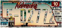 I uploaded new artwork to fineartamerica.com! - 'Nebraska License Plate' - http://fineartamerica.com/featured/nebraska-license-plate-lanjee-chee.html via @fineartamerica