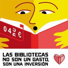 Comienzan las campañas para luchar contra el préstamo de pago en las bibliotecas / @coabdm | #readytocopy