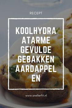In dit artikel ontdek je hoe je de lekkerste Koolhydraatarme gevulde gebakken aardappelen maakt.  Aardappelen zijn een van de grootste troostrijke voedingsmiddelen.  Vooral wanneer ze worden gevuld met een mengsel van mager rundergehakt en broccoliroosjes.  Voeg een gezoete salade aan het geheel toe en je hebt een gezonde en stevige maaltijd waar je een goed gevoel van krijgt.  Onderstaand recept is voor 4 personen, en de bereidingstijd is ongeveer 30 minuten.  #recept #koolhydraatarm