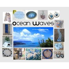 Ocean Waves: Handmade Gifts Collection