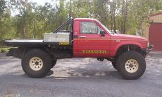 *Official* Toyota Flatbed Thread - Page 6 - Pirate4x4.Com : 4x4 and Off-Road Forum