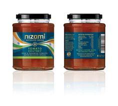 Nizami Foods Labels