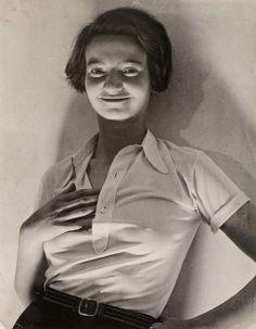 Erwin Blumenfeld, Marianne Breslauer, 1930s