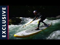 Positively Kai - SUP down rapids in Oregon - Episode 12