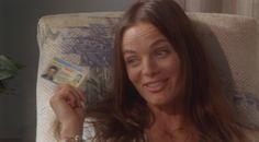 """Not an organ donor I see...""   Burn Notice Pilot   Fiona Glennane (Gabrielle Anwar)"