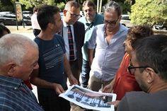 Pescara riqualificazione pinetina nord: presentato il progetto