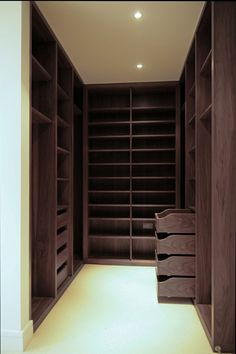 Storage and Closets