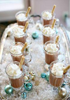 Beautiful Holiday Dessert Display!