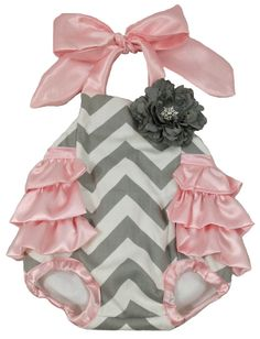 NEW The Grace Bubble Romper Sizes Available 0-3, 3-6,6-12,12-18,18-24 Choose your size
