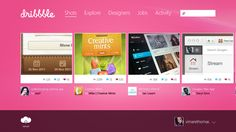 Just a little test for a Windows 8 Metro concept app for Dribbble.    Inspired by lovely work of @samm :)