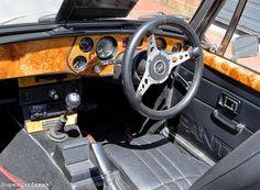 Panther Kallista | Flickr - Photo Sharing! Panther Car, Used Ford, Garage, Cars, Interior, Carport Garage, Indoor, Autos, Garages