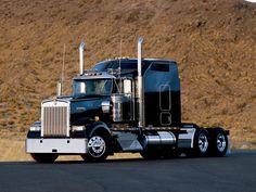 Kenworth W900L Nice Truck