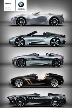 BMW Rapp by Dejan Hristov, via Behance