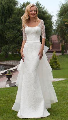 New Collection Oksana Mukha Wedding Dresses - Danika