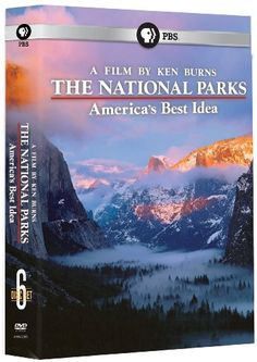 The National Parks: America's Best Idea PBS http://www.amazon.com/dp/B002BO2R4K/ref=cm_sw_r_pi_dp_.0xAub0AZAYPH