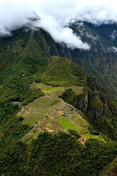 Ranked as one of the 7 Wonders of the World, Machu PIcchu does not disappoint those who make the long trip to reach the former home of the Incas.