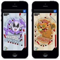 Pinball Kid dla iPhone'a i iPada.