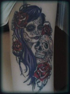 Done by shane at southern thunder tattoo
