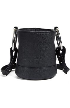 7b2b0cdaed Main Image - Simon Miller Bonsai Pebbled Leather Crossbody Bucket Bag  Crossbody Shoulder Bag