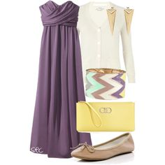 """""""Purple Maxi"""" by coombsie24 on Polyvore"""