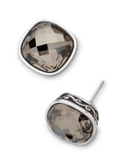 Venus Rising Earrings by Brighton with Swarovski Crystals from @Kimberly Smith Jewelers for $38