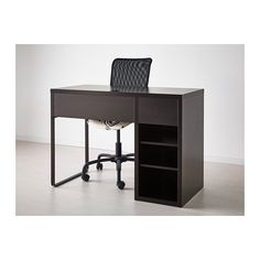 Ikea Micke Desk Black Brown ** Check This Awesome Product By Going To The  Link