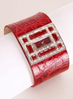 red watch cuff.....