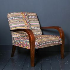 Ely Arm Chair - Furniture & Lighting