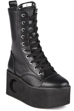 7546589d 118 Best Wishlist - Boots images in 2019 | Goth shoes, Gothic ...