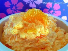 Mandarin Orange Jello Salad (or is it pudding?) | Mandy's Recipe Box