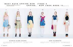 ダズリン│dazzlin公式通販|ランウェイチャンネル Editorial Layout, Editorial Design, Editorial Fashion, Web Design, Layout Design, Lookbook Design, Newspaper Design, Banner, Fashion Catalogue