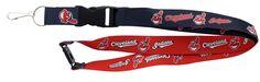 ~Cleveland Indians Lanyard - Reversible~backorder
