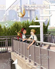 Digimon Adventure tri. Kokuhaku se pondrá a la venta en Blu-ray el 2 de Noviembre.