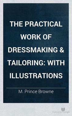 Dressmaking book c.1902 (free ebook)