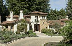 Spanish Hacienda Courtyard House Plans | House Plans ...