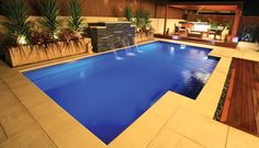 The Elegance Range | Swimming Pools | Fibreglass Pools | Costs | Dealers | Inground