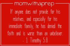 Preparedness Quotes | Mom with a Prep