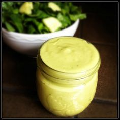 Avocado Green Goddess Dressing Recipe by The Lemon Bowl. Blend avocado and lovely fresh ingredients in a food processor. Make a big batch and keep it in the fridge all week long for dipping carrots or drizzling on grilled veggies