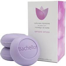 Sabonetes em Barra Sempre Amore 270g Bachellor :: AromasNet Perfumes Importados