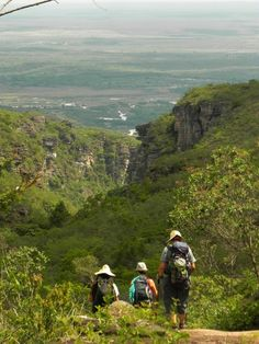 Vale do Pati - Chapada Diamantina - Bahia - Brazil