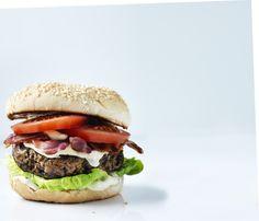 Asda Good Living | Smokey pork burgers
