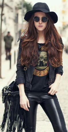 Look rockero london Outfit rockero london
