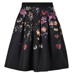Deniva Skirt Description: The Ted Baker Deniva skirt is perfect for a day to drinks style. Crafted with a fitted waist and pleats with a central zip closure to the reverse. Size selection: British sizing (standard sizing)Fits true to size, take your normal sizeCut with a regular fit100% polyester; Lining:... http://qualityclothing.me.uk/deniva-skirt/